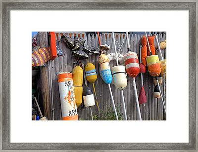 Framed Print featuring the photograph Lost And Found by Gordon Elwell