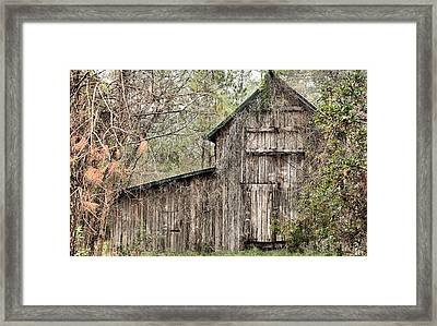 Lost And Found Framed Print by JC Findley