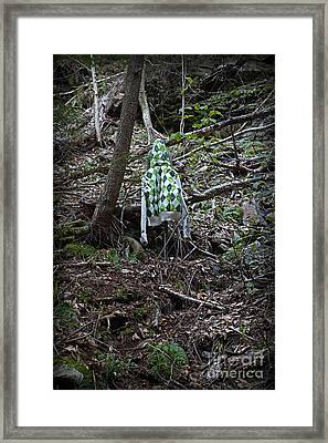 Lost And Found Framed Print by John Stephens