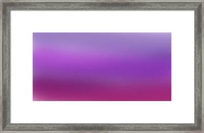 Lost At Sea Framed Print by Bonnie Bruno