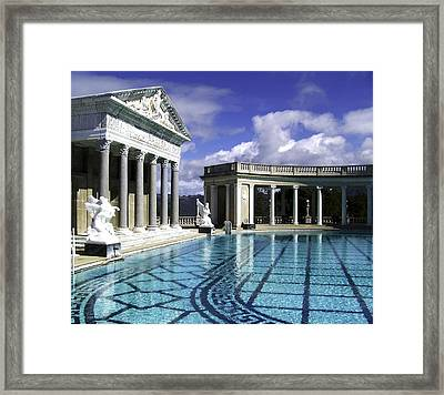 Lost Days Of Fame Framed Print by Camille Lopez