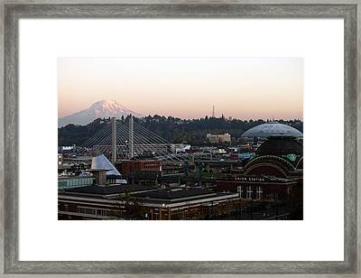 Lost In A Memory Framed Print