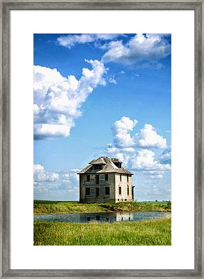 Lost In A Memory Framed Print by Starlux  Productions