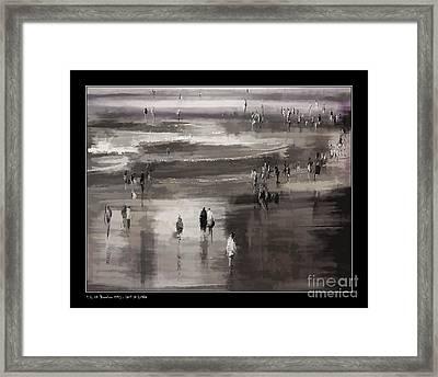 Lost In Limbo Framed Print