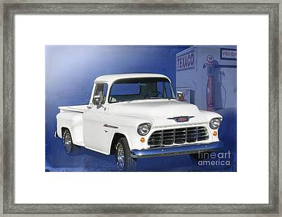 Lost In The 50s Framed Print by Betty LaRue