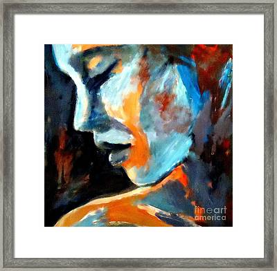 Lost In Time Framed Print by Helena Wierzbicki
