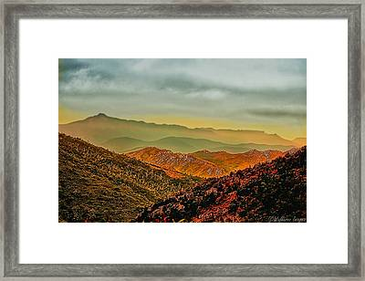 Lost In Time Framed Print by Wallaroo Images