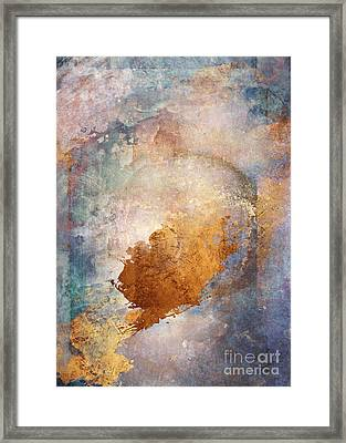 Lost In Translation Framed Print by Aimee Stewart