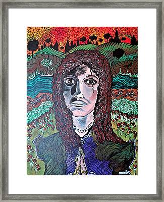 Lost Framed Print by Matthew  James