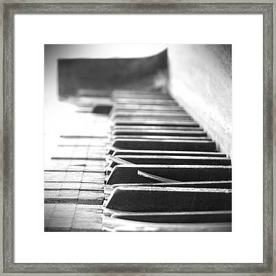 Lost My Keys Framed Print by Mike McGlothlen