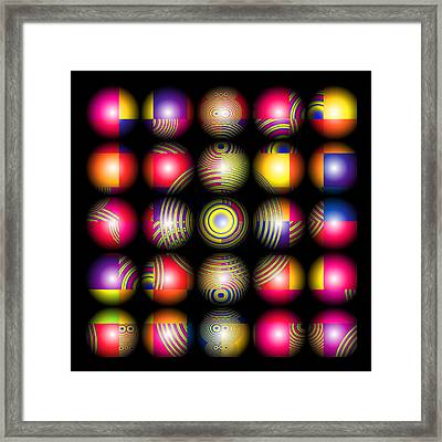 Lost My Marbles Framed Print by Wendy J St Christopher