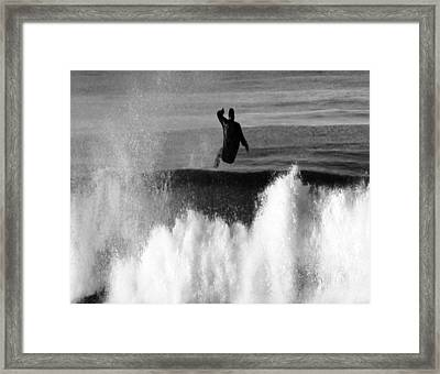 Lost One Framed Print