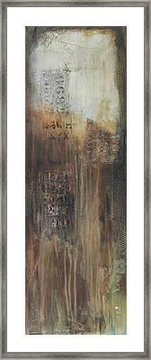 Lost Panel #3 Framed Print