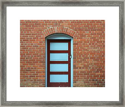 Lost Passage Framed Print by Mary Zeman