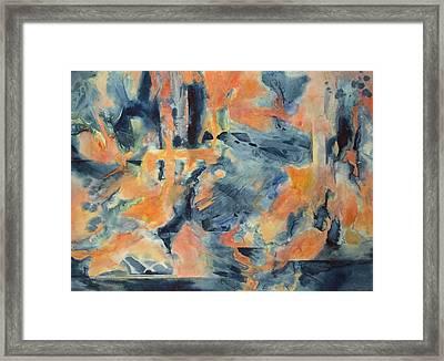 Lost Framed Print by Sharon K Wilson