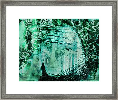 Lost Soul Framed Print by Camille Lopez