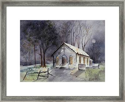 Lost Souls Framed Print by Bobbi Price