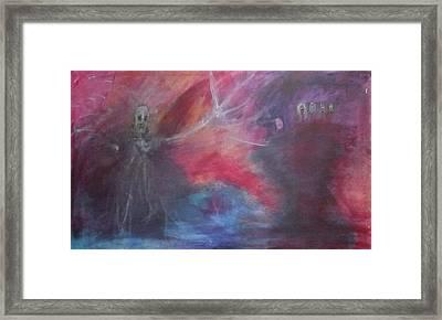 Lost Souls Framed Print by Randall Ciotti