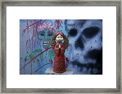 Lost Souls Framed Print by William Patrick