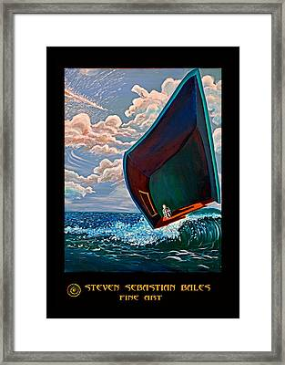 Lost Framed Print by Steven Bales