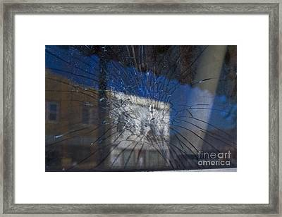 Lost To The Big Chain Framed Print by Joe Russell