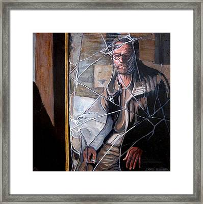 Lost Framed Print by Tom Roderick