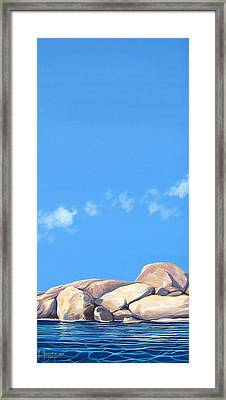 Lost Voices Framed Print