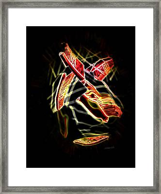Lost Weekend Framed Print by Brian D Meredith