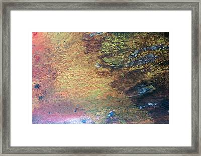 Lost World Framed Print by James Welch