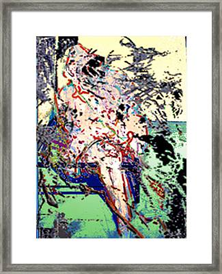 Lostsession Framed Print by Immo Jalass