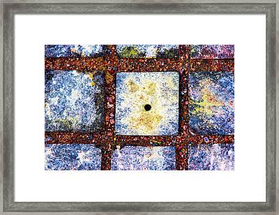 Lot Number 4 Of The Universe Framed Print by Alexander Senin