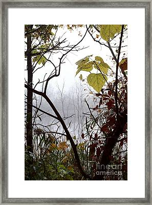 Framed Print featuring the photograph Lotor Lake by Jack R Brock