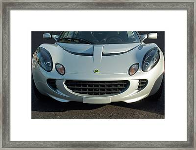 Lotus Elise Framed Print