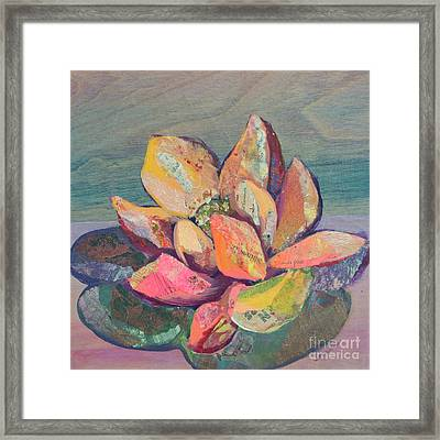 Lotus IIi Framed Print by Shadia Derbyshire