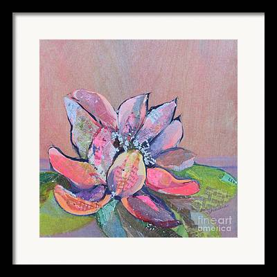 Lilies Framed Prints