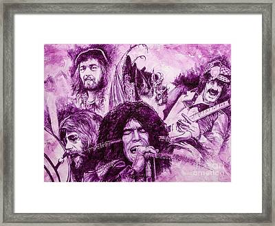 Loud'n'proud Framed Print