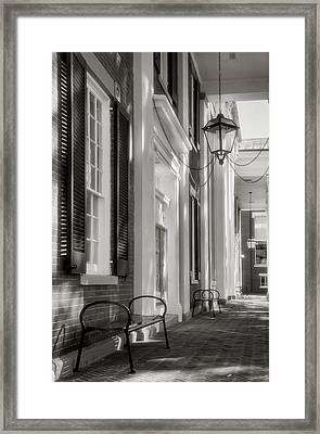 Loudon County Courthouse I Framed Print by Steven Ainsworth