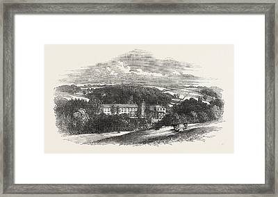 Loudwater Mill, Hertfordshire Framed Print