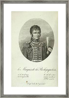 Louis Framed Print by British Library