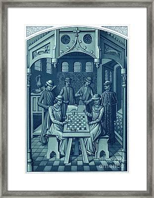 Louis Xi Framed Print by Granger