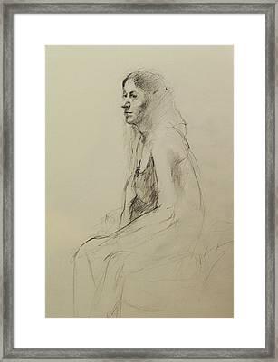 Louisa Framed Print