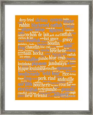 Louisiana Cajun Heaven 20130625p168 Framed Print