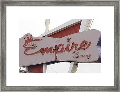 Louisville Co Framed Print