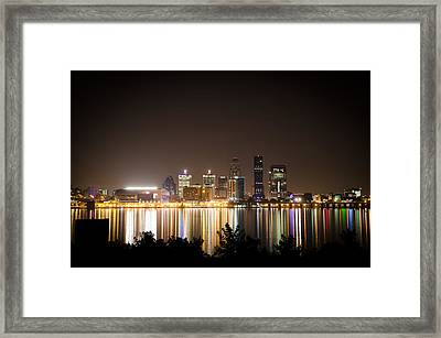 Louisville Framed Print by Off The Beaten Path Photography - Andrew Alexander