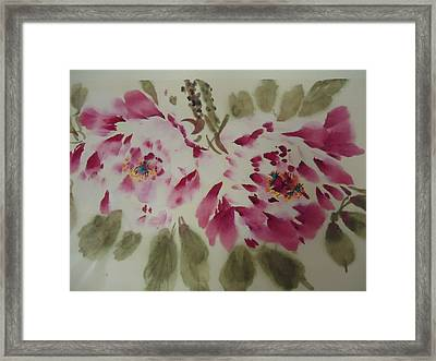 Love 005 Framed Print