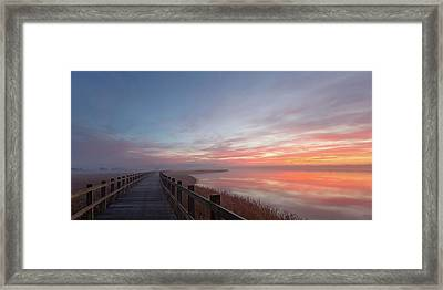 Love A Morning Like This II. Framed Print