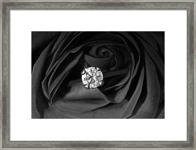 Love And Beauty Framed Print