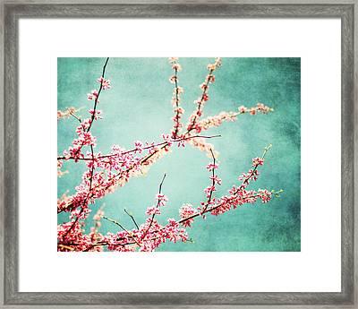 Love Comes Rushing In Framed Print by Lupen  Grainne