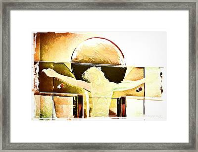 Greater Love  Framed Print