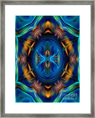Love For Colors Framed Print by Giada Rossi